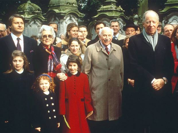 The Rothschild Family, Germany