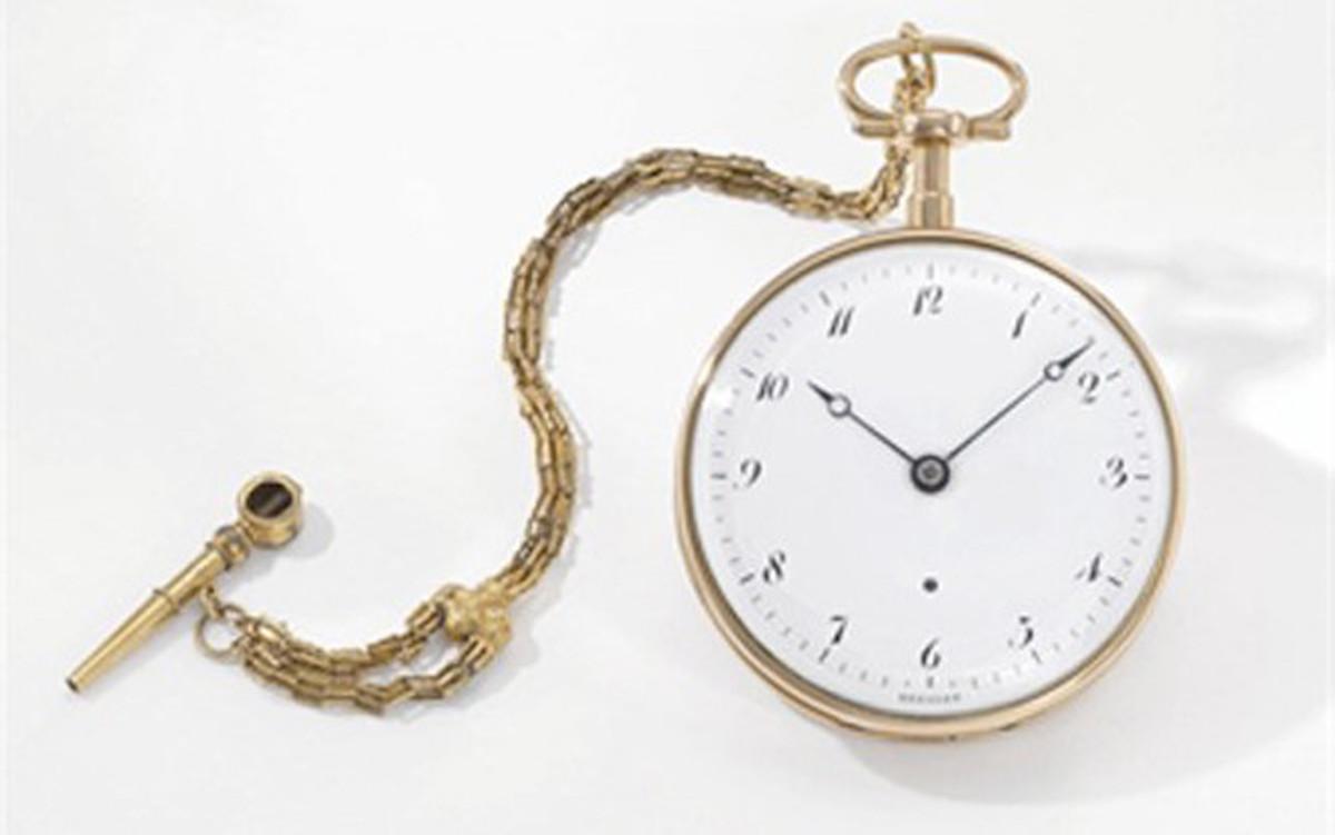 Brequet Pocket Watch 1970 BA/12