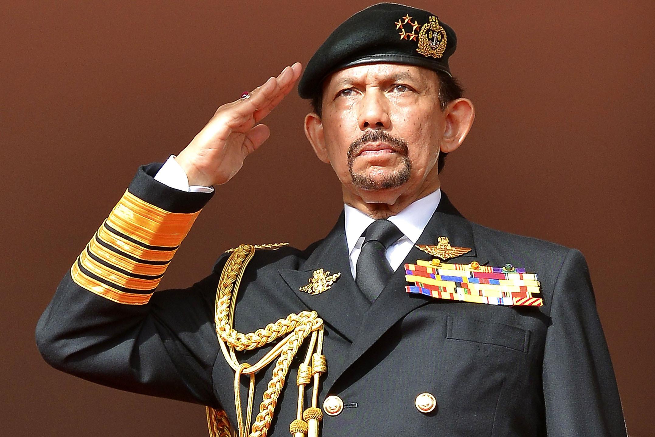 Hassanal Bolkiah, Sultan of Brunei