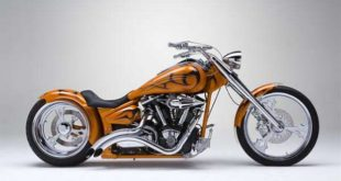 Yamaha Roadstar BMS Chopper