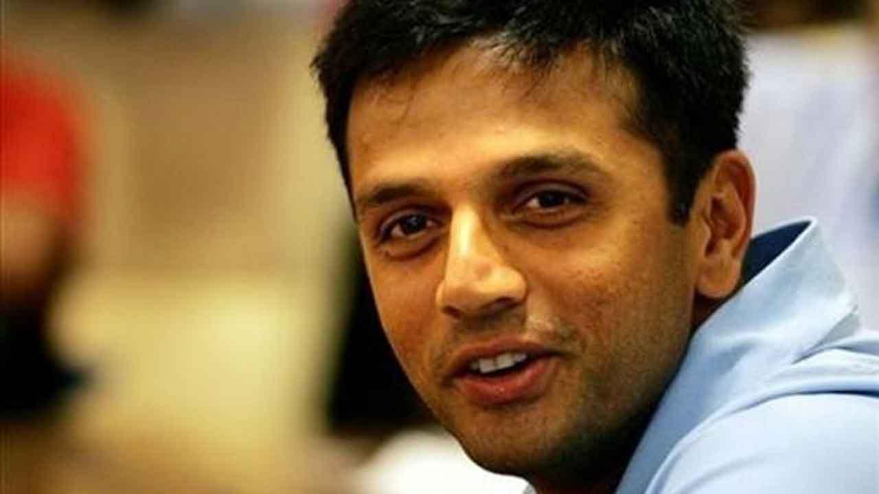 Rahul David.