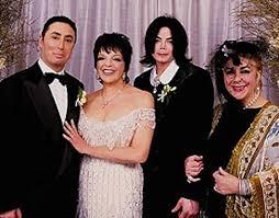 Liza Minnelli and David Gest wedding