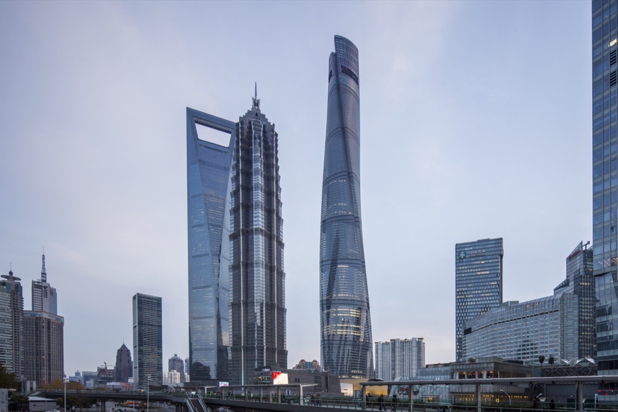 Tallest building in the world, Shanghai Tower