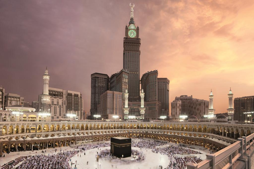 Tallest buildings in the world, Makkah Royal