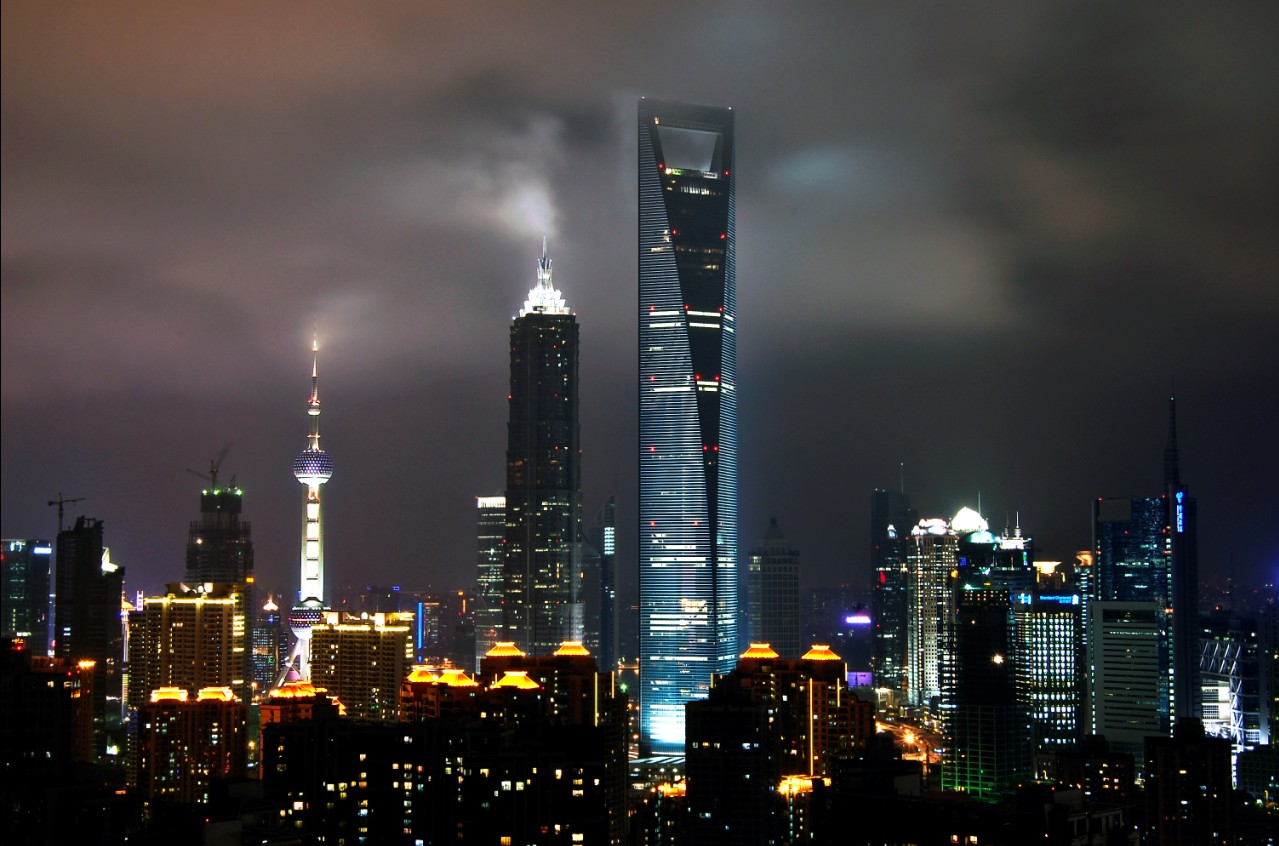 Tallest buildings in the world, Shanghai World Financial Center
