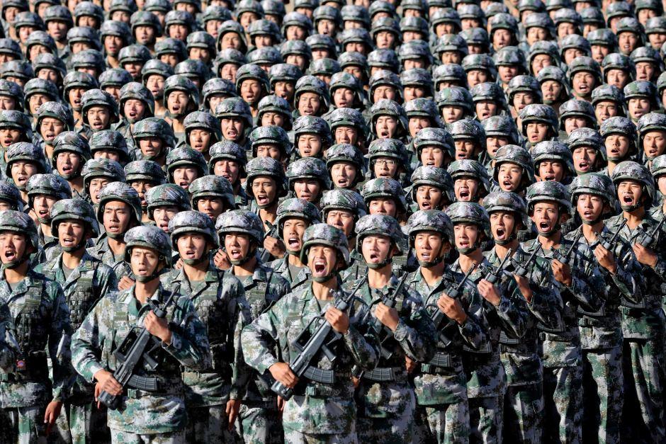 Largest Armies