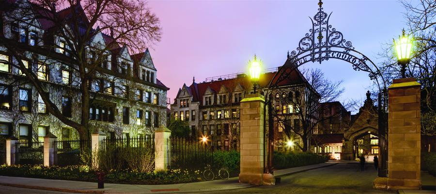 Yale University Architecture Tour
