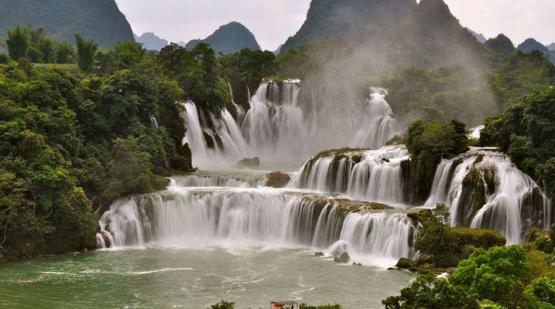 Biggest Waterfalls