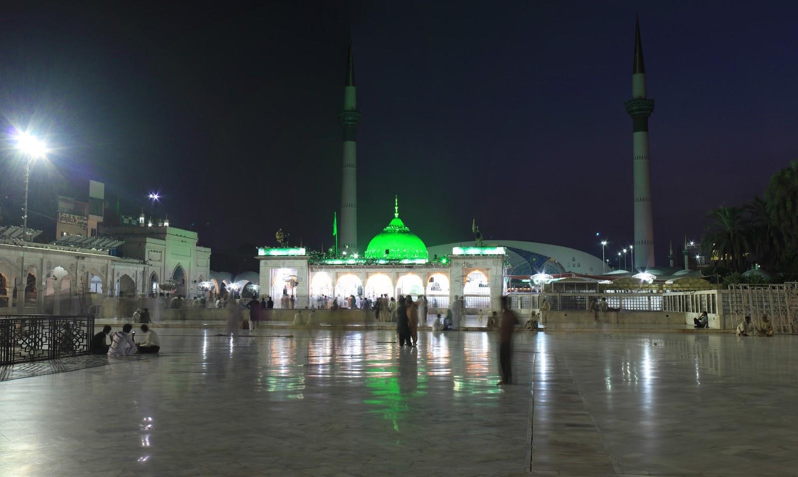 Famous Sufi Shrines