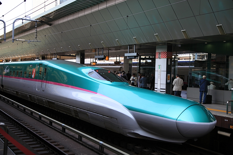 Photo of Top 10 Fastest Trains In The World