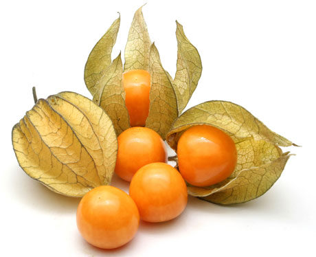 Rarest Fruits In The World. Physalis rare Fruits