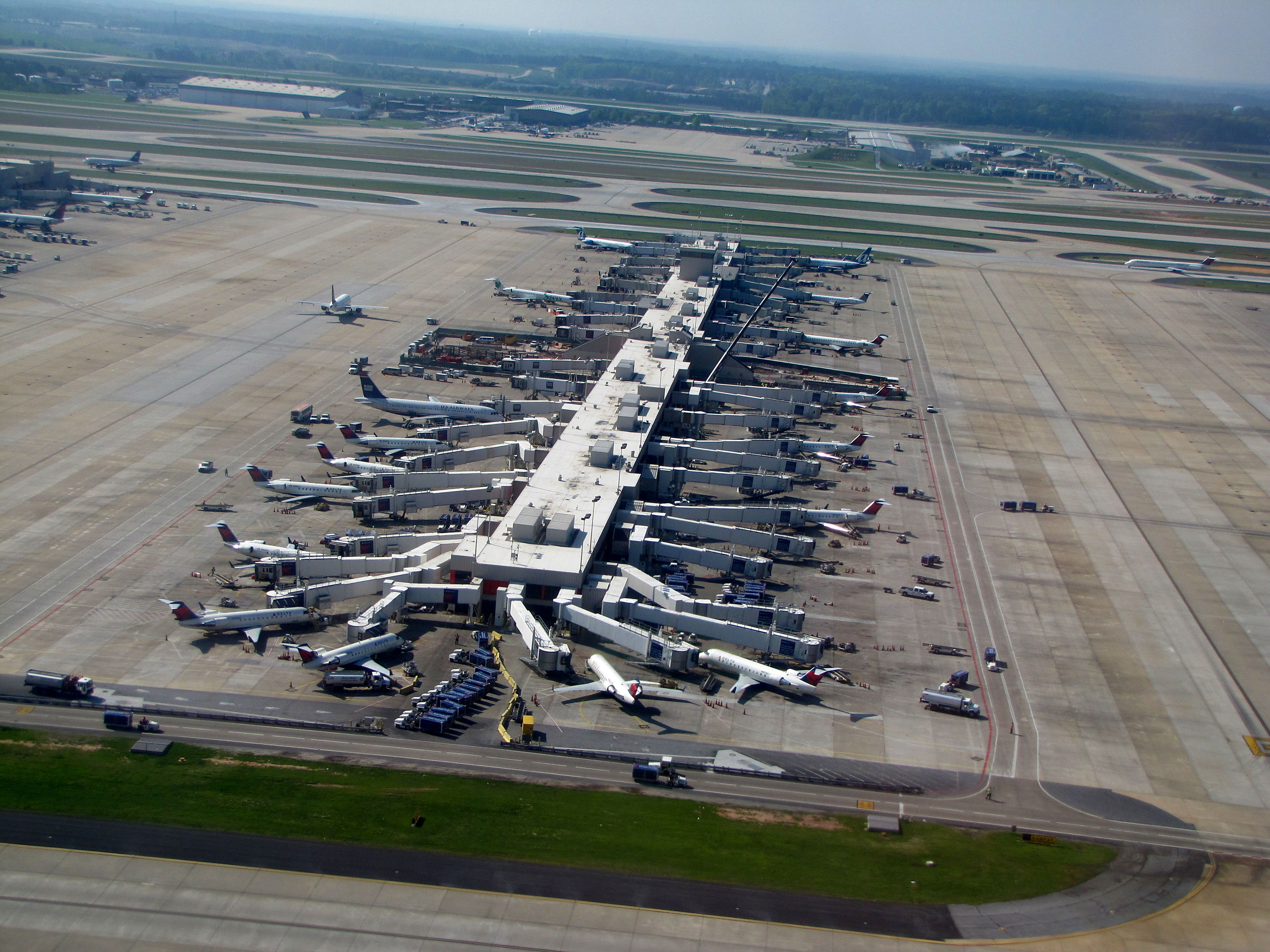 Largest Airports