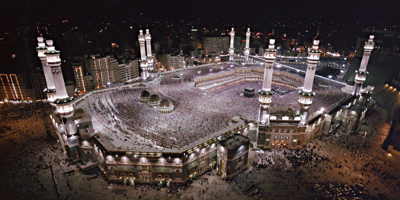 Largest Mosques