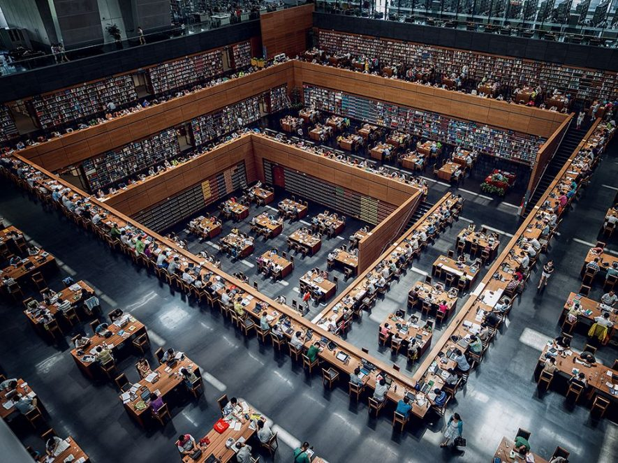 Photo of Top 10 Largest Libraries In the World
