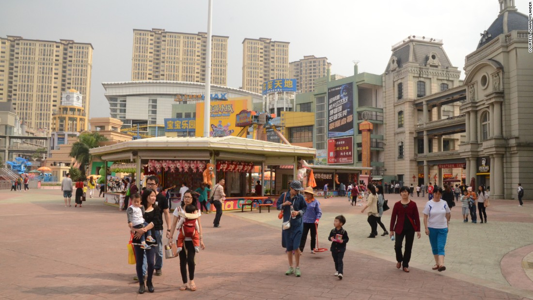 Largest Malls