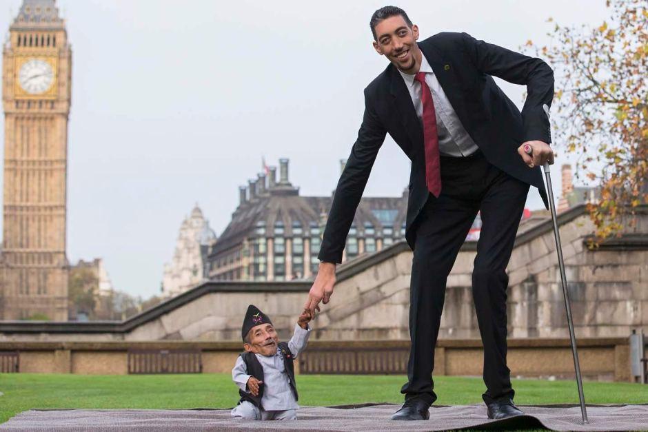 Tallest Man,Top 10 Tallest Men In The World