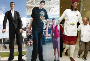 Top 10 Tallest Man In The World