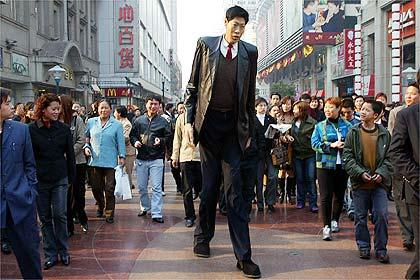 Top 10 Tallest Man In The World no 2