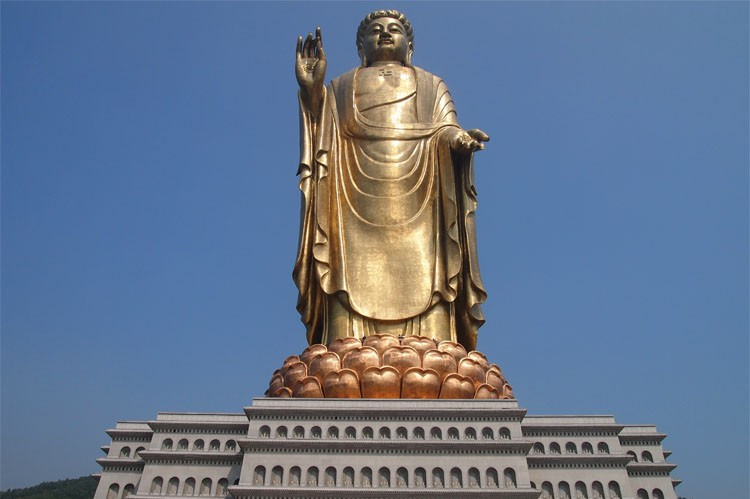 world largest statue Spring Temple Buddha