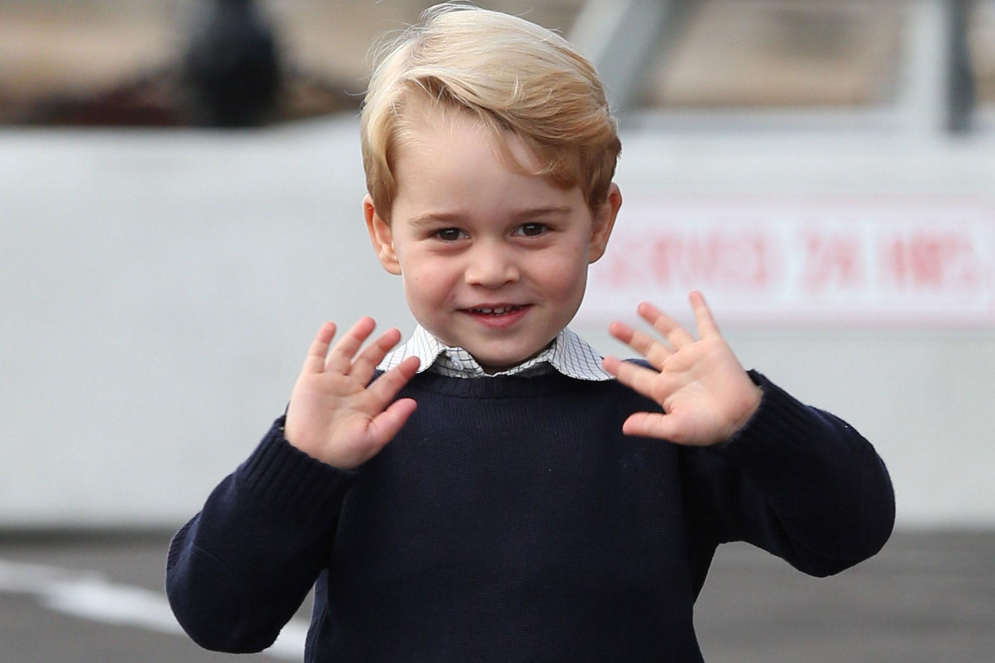 prince george alexander louis