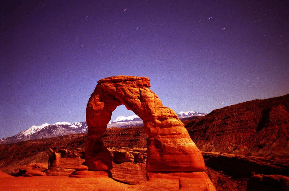 Rarest Rocks In The World, Delicate Arch