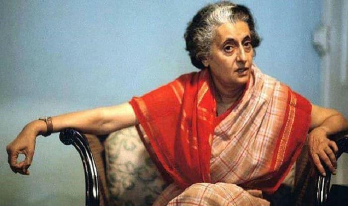 Indira Gandhi Female Prime Minister