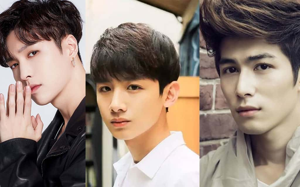 Top 10 Most Handsome Chinese Actors Under 30
