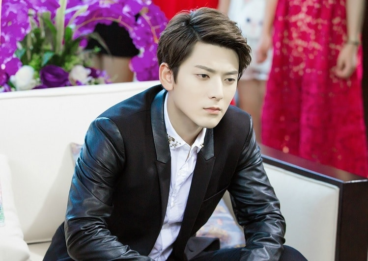most handsome chinese actors 2015