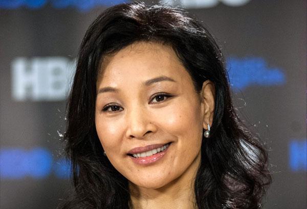 beautiful chinese actress
