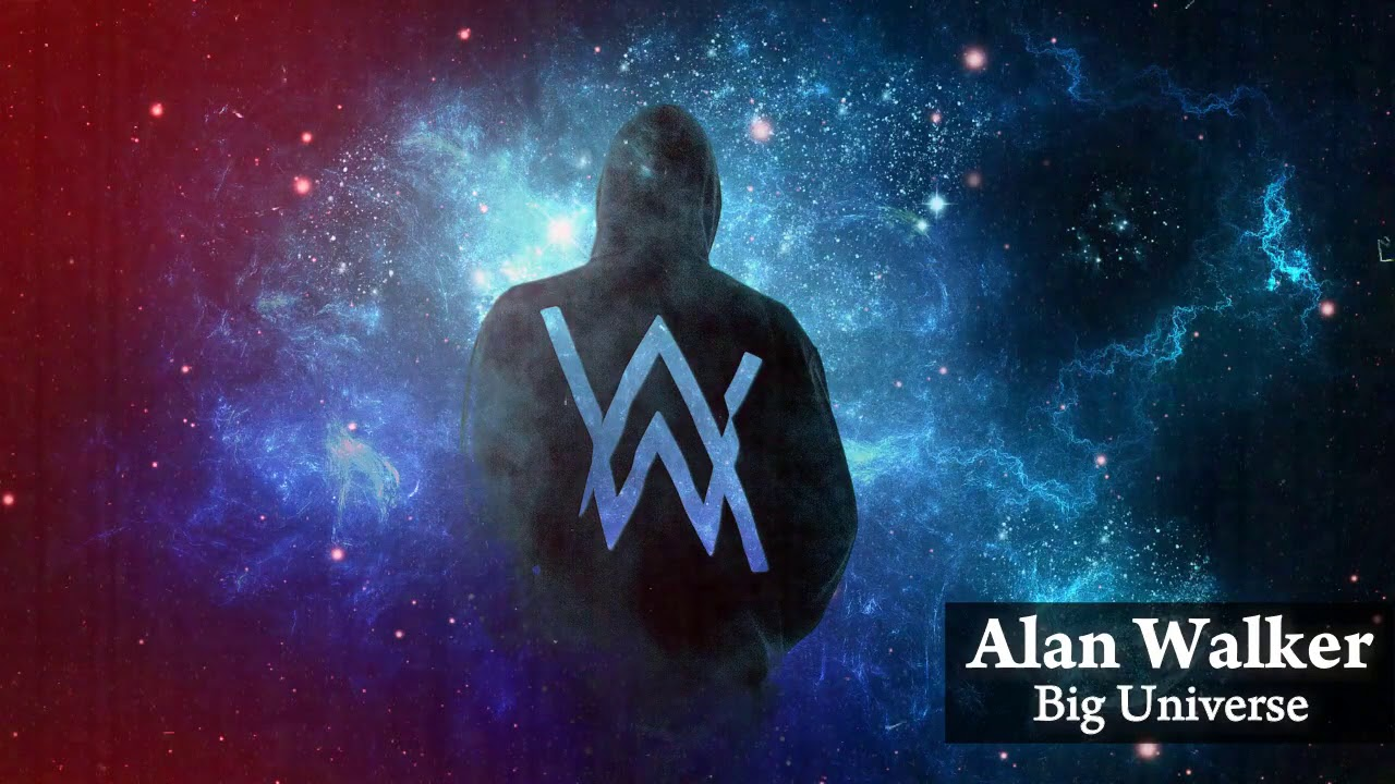 Alan walker Song Big Universe by Arenapile.com