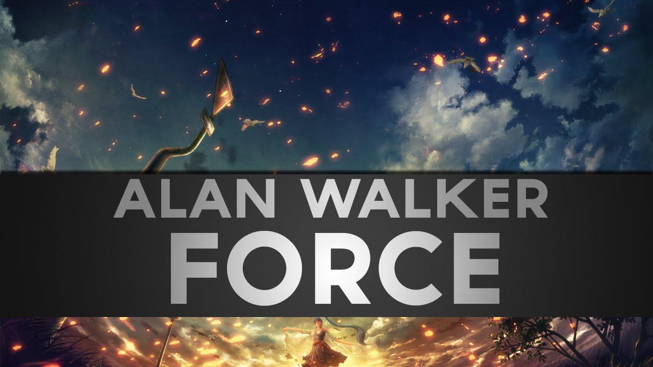 Alan walker Song Force by Arenapile.com