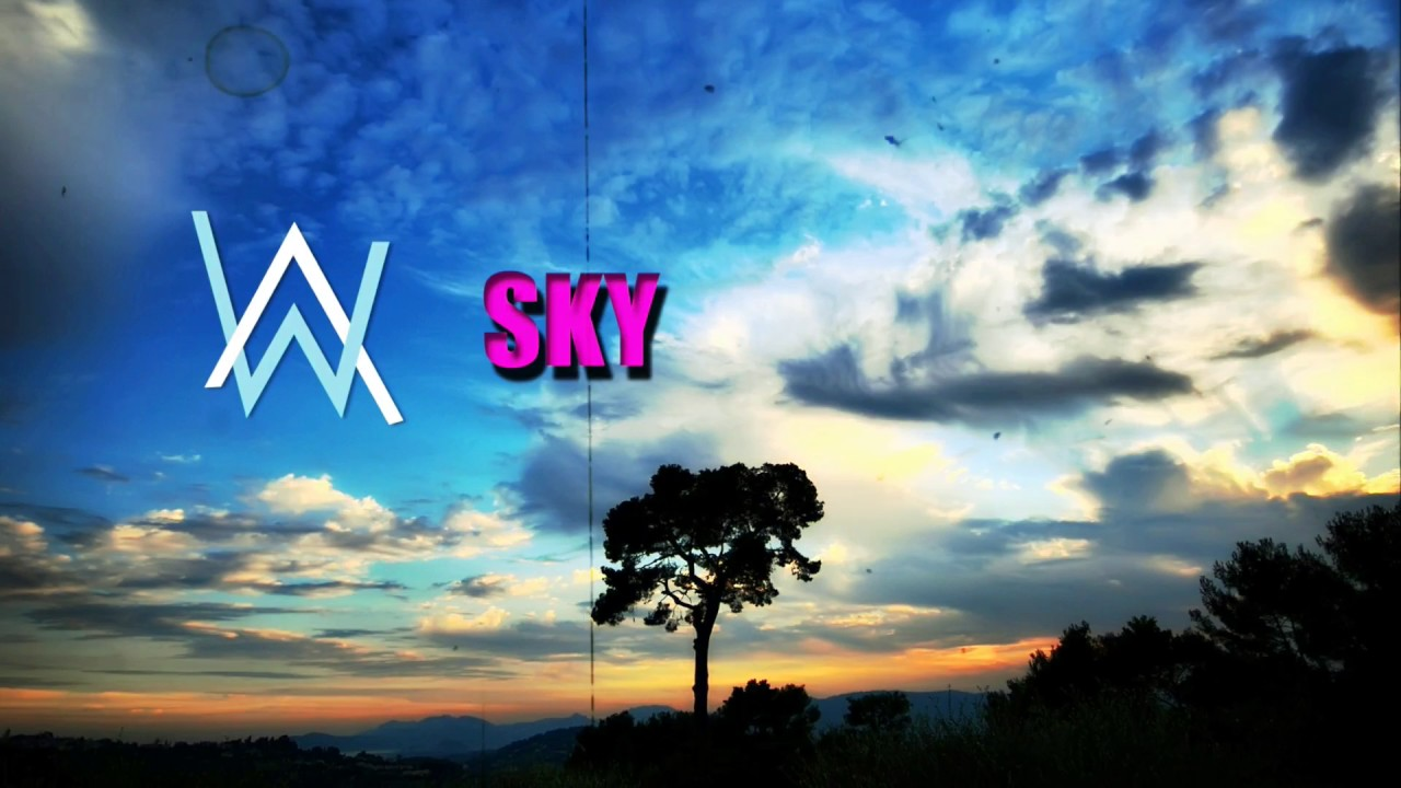 Alan walker Song Sky by Arenapile.com