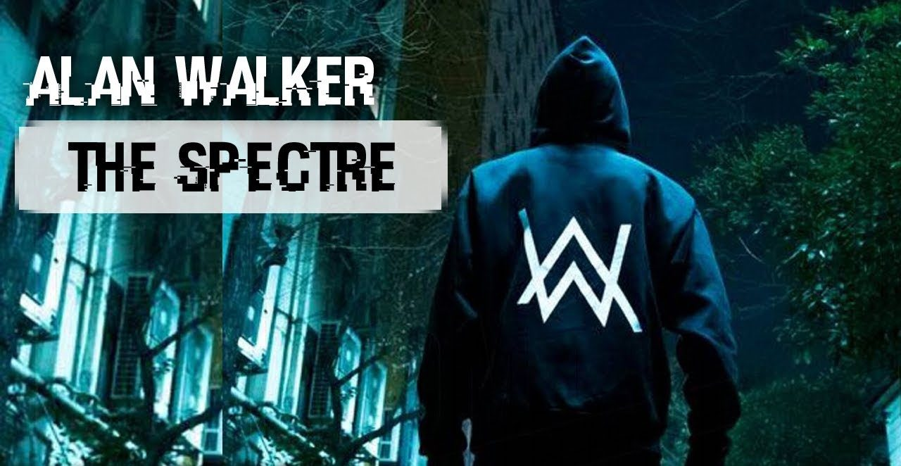 Alan walker Song The Spectre by Arenapile.com