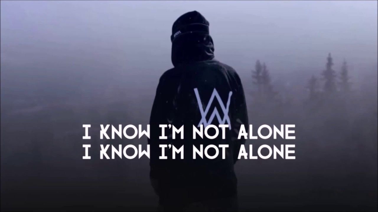 Alan walker Song Alone by Arenapile.com