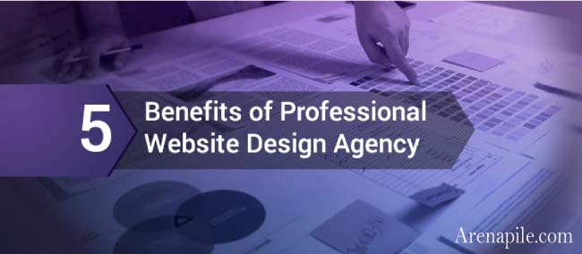 Top 5 Reasons To Hire A Professional Website Design Agency