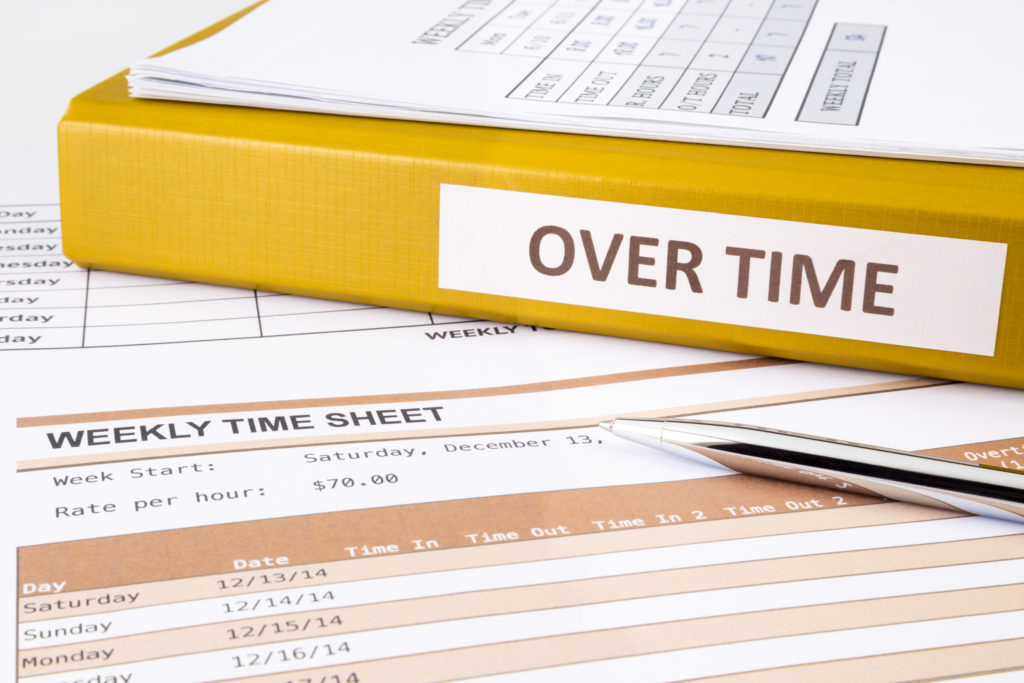 overtime pay laws in 2020
