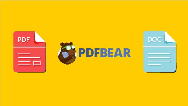 Split PDF Pages Fast Using PDFBear's Tools