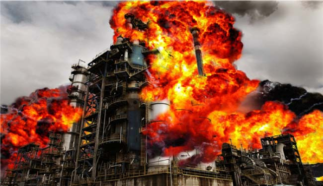 Houston Oil Refinery Explosion Attorney
