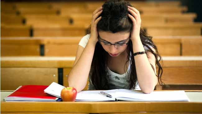 Top Tips For How To Cope With Test Anxiety
