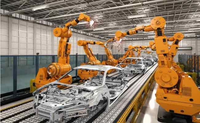 The Top 10 Most Automated Countries In The World