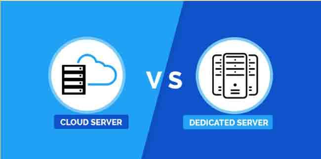 Cloud Vs Server Hosting