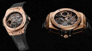 3 Finest Timepiece From The Hublot Wristwatch Collection