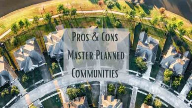 What Are The Master Planned Community Pros And Cons