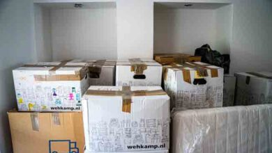 How to Sort and Conquer Your Mess When Moving