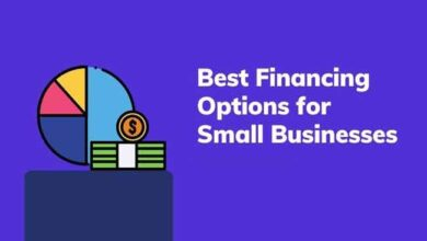 Top Financing Options For Small Business