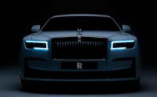 Rolls-Royce Ghost 2021 Price