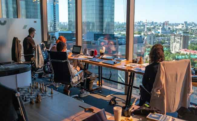 Things To Consider While Setting Up A New Office